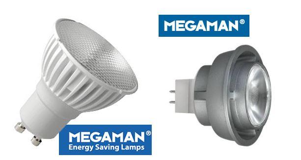 megaman leds quality lighting with low energy credentials novel energy blog. Black Bedroom Furniture Sets. Home Design Ideas